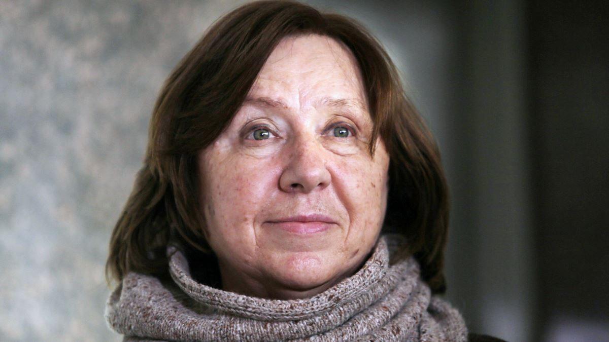 Светлана Алексиевич: тоталитаризм провинциалки