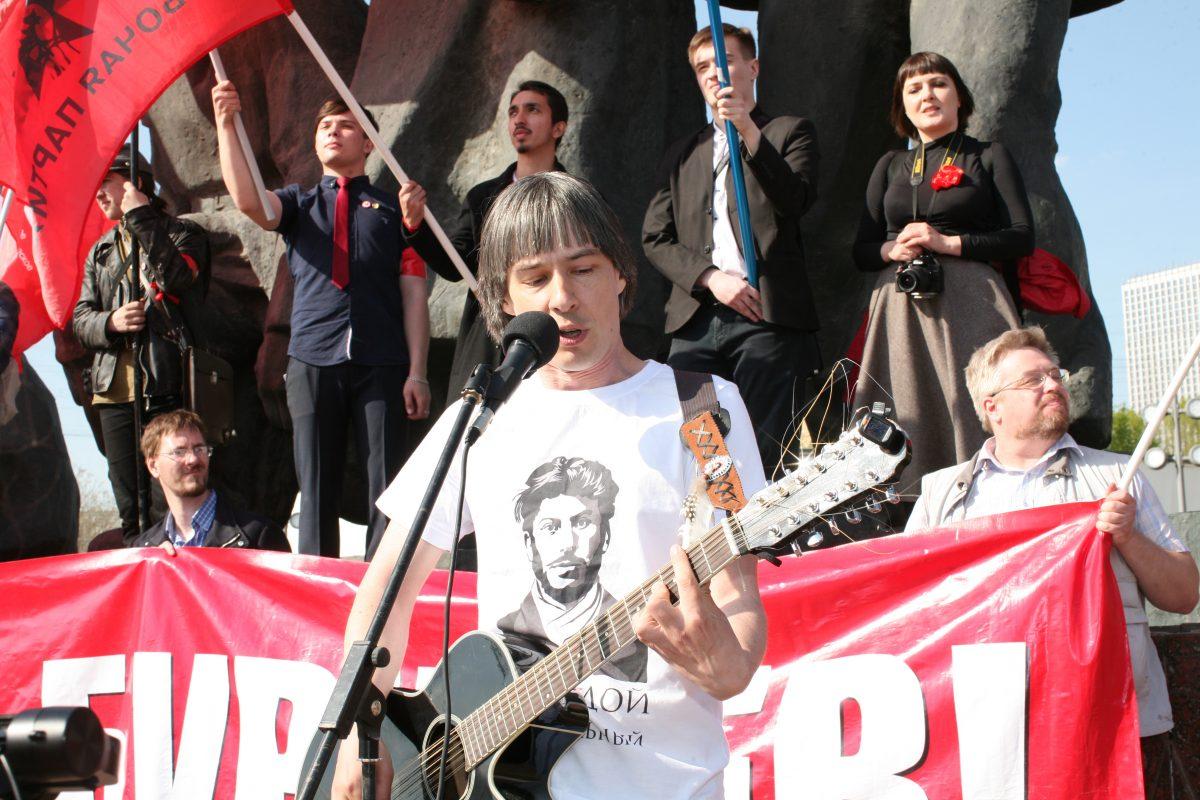 Девятнадцатого декабря в Москве и Коврове выступят рок-коммунары